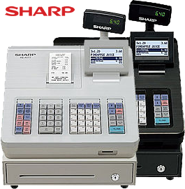 Sharp Registrierkasse XE-A177