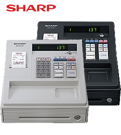 Sharp Registrierkassen XE-A137