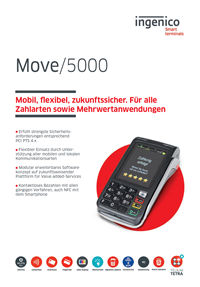 Datenblatt EC-Terminal Move/5000